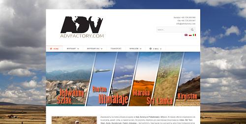 ADVFactory - responsywne strony internetowe