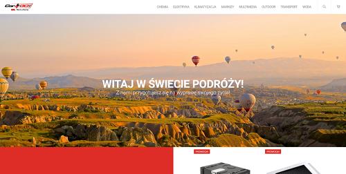 projektowanie sklepów www